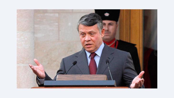الأردن والربيع العربي: الصورة د ب ا