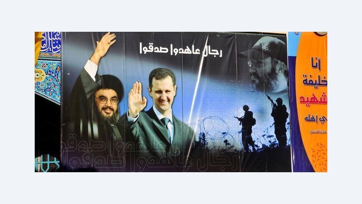 الأزمة السورية والتوترات الطائفية اللبنانية  الصورة زد بي