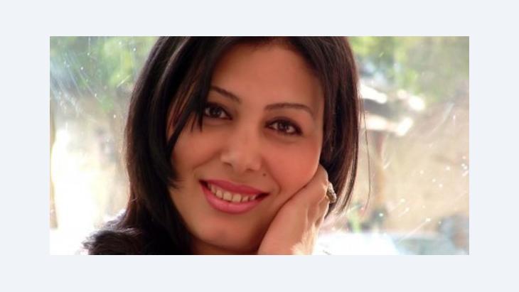 الكاتبة المصرية منصورة عز الدين، الصورة خاص
