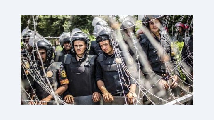 مصر في ظل ديكتاتورية مبارك: الصورة غيتي اميج