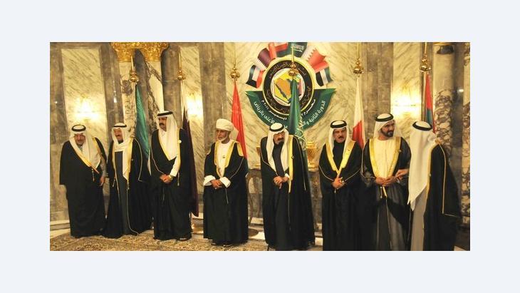 الثورة المضادة في الخليج والربيع العربي: د ب ا