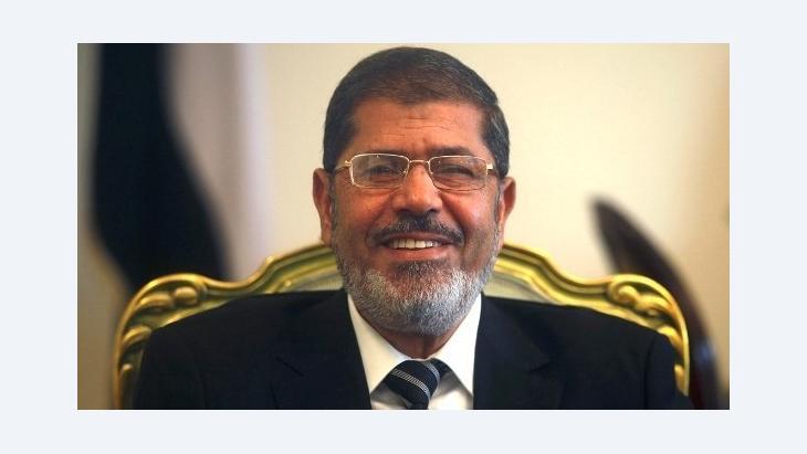 الرئيس المصري مرسي وتعزيز الصلاحيات:رويتر
