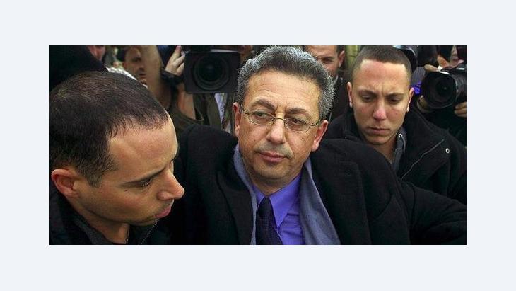 الناشط والحقوقي الفلسطيني المعروف مصطفى البرغوثي dpa