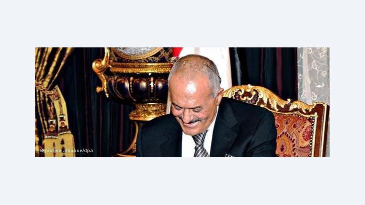 ''المبادرة الخليجية لن تُخرج اليمن من أزمته''، علي عبالله صالح