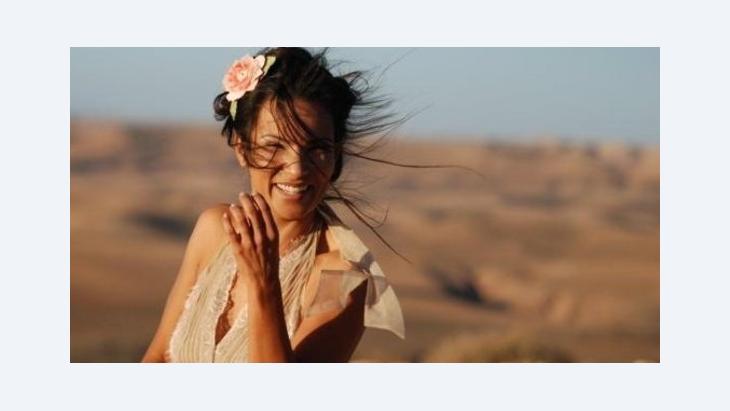 """مغنية الفيوجن المغربية """"أم"""" الصورة ايفو ميوزيك"""