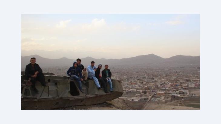 جولة في داخل كابول ... مدينة المتغيِّرات، الصورة ماريان بريمر