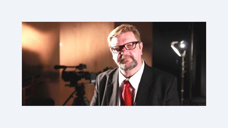 باولو ريماتي مدير معهد الفنون السينمائية في الأردن: الصورة باولو ريماتي