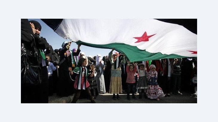 الأزمة السورية، الصورة ا ب