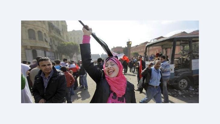 مصر الجديدة.....المواطنة بدلاً من الثقافة الذكورية
