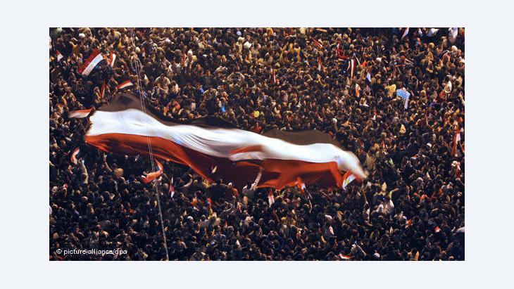 """الثورات العربية على الطريقة الموسيقية: """"من القصبة في تونس إلى ميدان التحرير بالقاهرة، وبالعكس""""."""