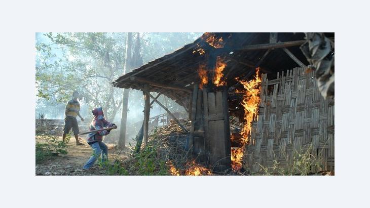 اضطهاد الشيعة في إندونيسيا الصورة غيتي اميج