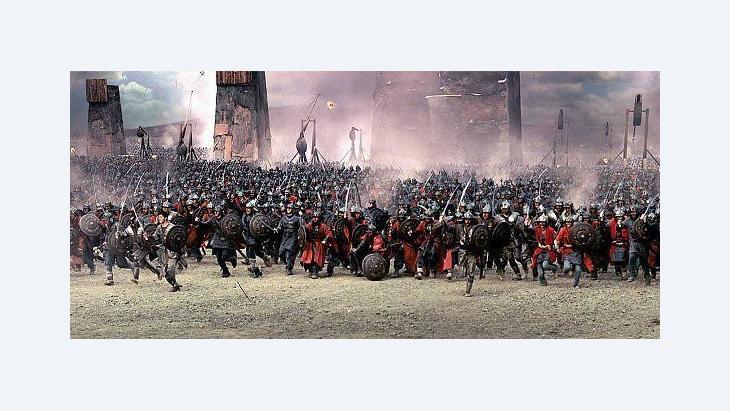 الفيلم التركي التاريخي ''الفتح 1453'': ، الصورة كينو ستار