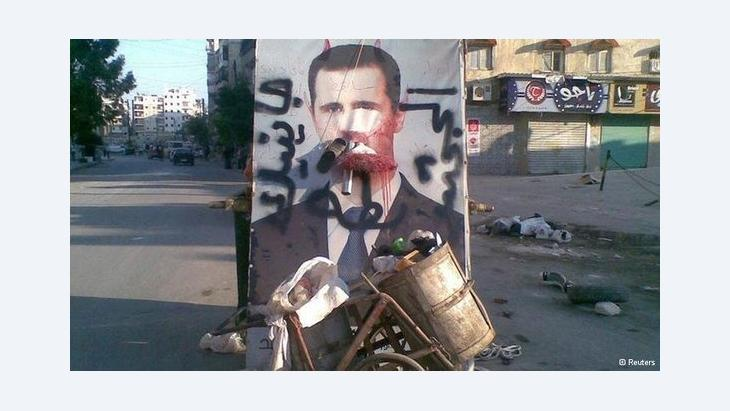 حلب تقرر مصير دمشق في معركة النظام السوري الاخيرة، الأسد في مزبلة التاريخ