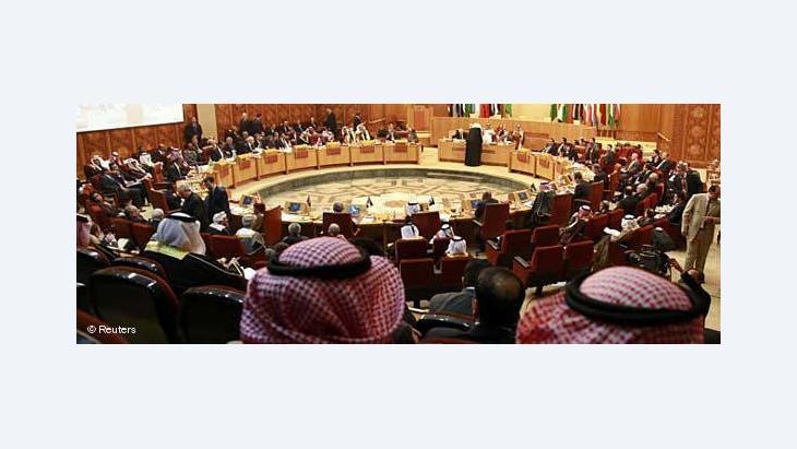 رويترز الجامعة العربية والعلاقات العراقية السورية