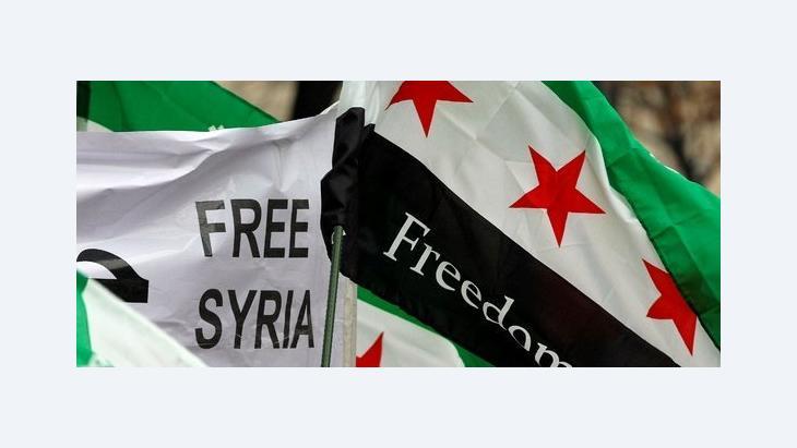 ليالي الثورة السورية في ريف دمشق