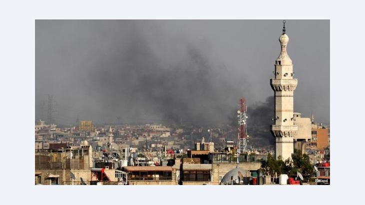 تفجير مبنى الأمن القومي في دمشق مؤشر على بداية النهاية لنظام بشار الأسد
