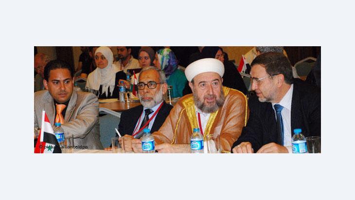 شكل مؤتمر أنطاليا نقلة في تاريخ المعارضة السورية