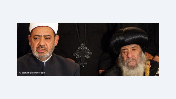 الفتنة الطائفية والألاعيب القذرة في مصر