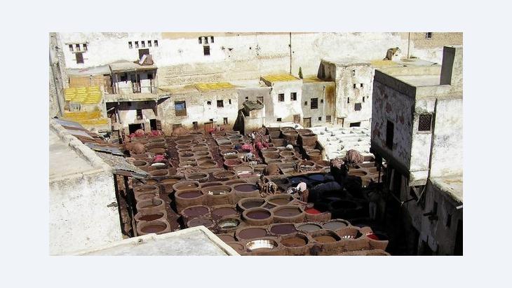 مدينة فاس القديمة، الصورة ويكيبيديا