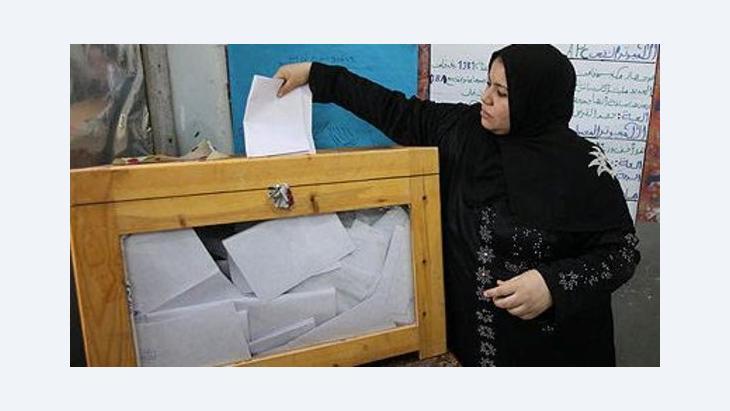 جولة إعادة الانتخابات الرئاسية المصرية: د ب ا