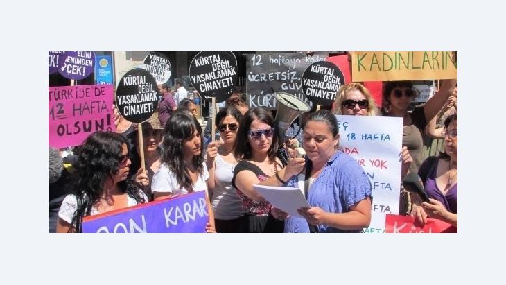 تشديد قانون الإجهاض في تركيا يعتبر انتهاكًا للخصوصيات