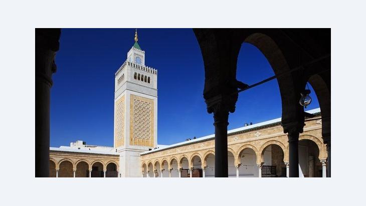 جدل حول جامع الزيتونة في تونس: د ب ا