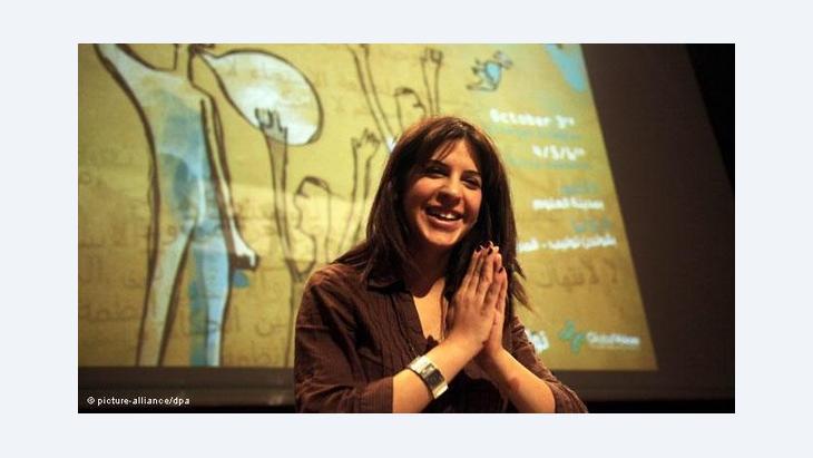 لينا بن مهني، الناشطة التونسية التي رشحت لجائزة نوبل للسلام لهذه السنة