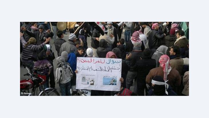 وزير الخارجية الألماني السابق فرانك-فالتر شتاينماير يشكك في الطروحات القطرية لحل الأزمة السورية  الصورة رويتر