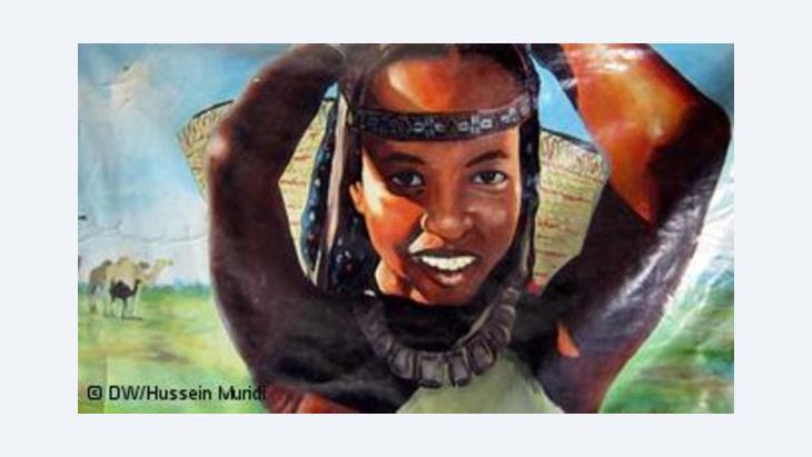 لوحات فنية من أجل إعادة إحياء الثقافة في الصومال