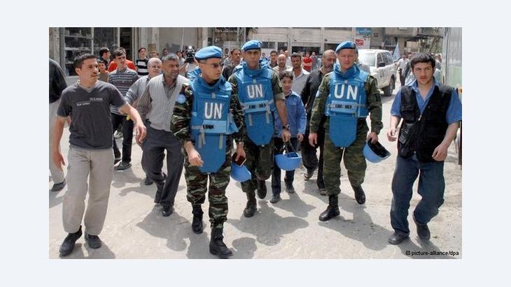 الصورة د ب اهل خطة أنان التوافقية محاولة لاغتيال الثورة السورية؟