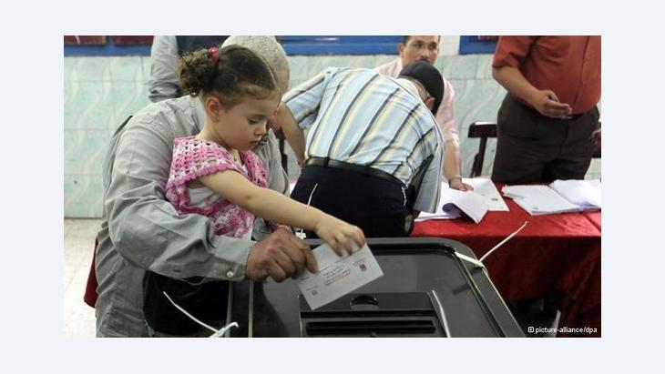 د ب ا الانتخابات المصرية