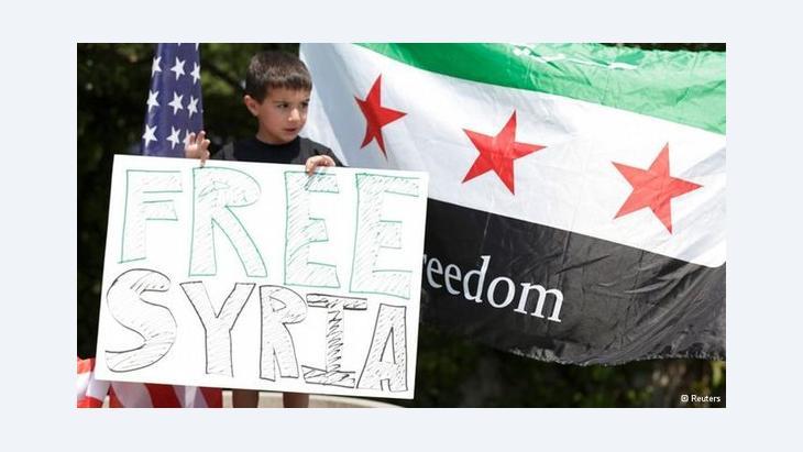 الشعب السوري بانتظار الأفعال من المجتمع الدولي
