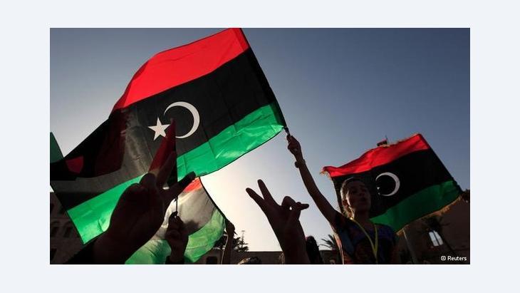 قراءة في الانتخابات الليبية: الصورة رويتر