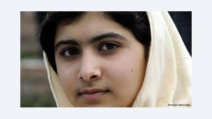 التلميذة ''مَلالا''، أيقونة الحرية ضد طالبان الانحطاط!، د ب أ