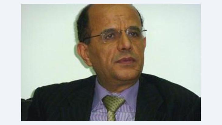 الكاتب الصحفي والحقوقي التونسي كمال بن يونس الصورة خاص