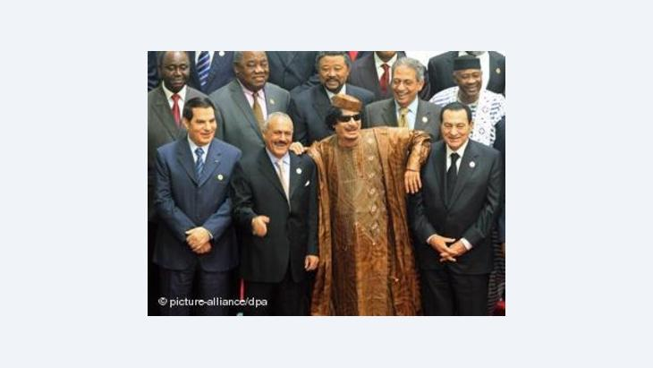 مصائر الطغاة العرب .. بين ''عدالة الشعب'' وعدالة المحاكم