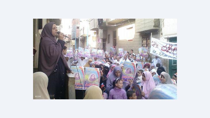 هل تنجح فعلا المرشحات عن الجماعات الإسلامية في الدفاع عن حقوق المرأة