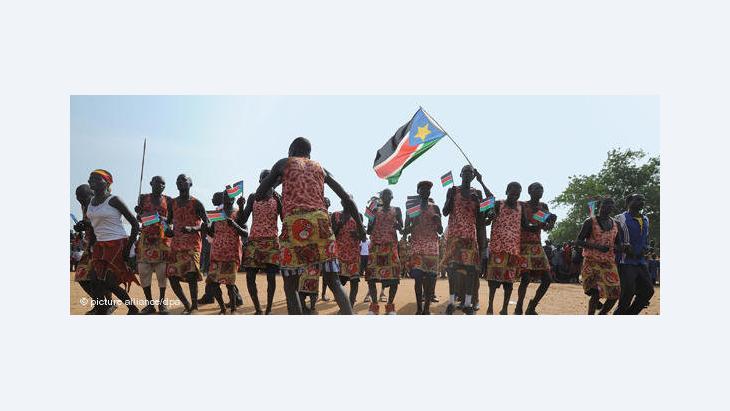 حتفالات شعبية وترحيب دولي بإعلان استقلال دولة جنوب السودان