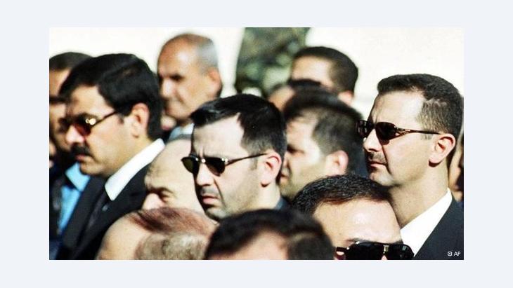 الحلول الأمنية والعسكرية...سوريا إلى أين: نظام الأسد لا مستقبل له ap