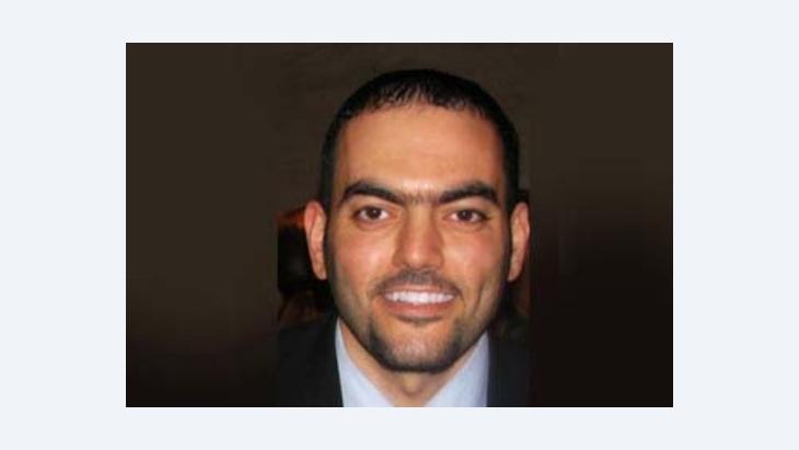 رامي مهداوي، الناشط في مجال حقوق الإنسان