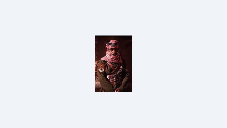 جندي أردني، الصورة ويكيبيديا