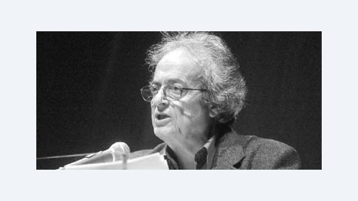 ''جائزة غوته'' إلى أدونيس ''أهم الشعراء العرب''