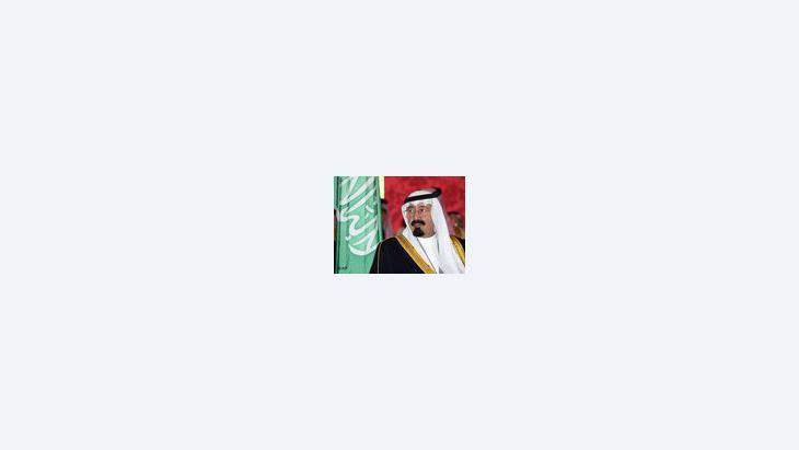 الملك عبد الله، الصورة: ا.ب