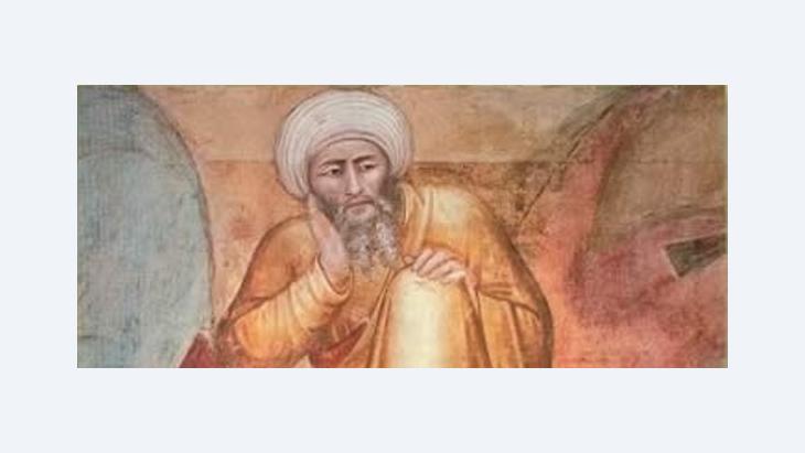 ناصيف نصار يفكك العلاقة شبه البكائية مع الفيلسوف العربي ابن رشد، الصورة ويكيبيديا