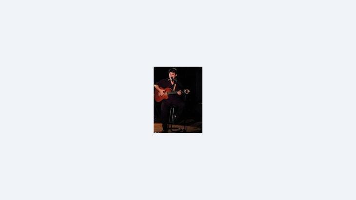 المغني الإسرائيلي عوفر غولاني، الصورة: www.offermusic.com