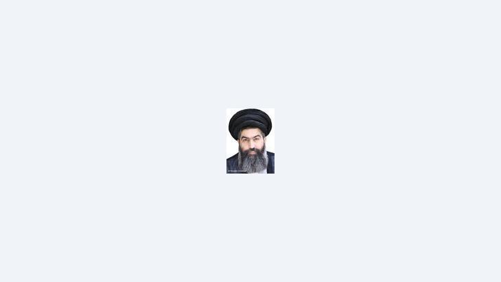 آية الله سيد حسين بوروجردي، الصورة: مصطفى كمبري