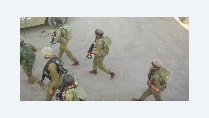 """منظمة """"كسر الصمت"""" الإسرائيلية"""