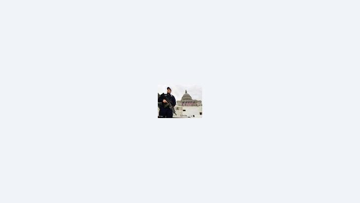 البيت الأبيض، الصورة: د ب أ