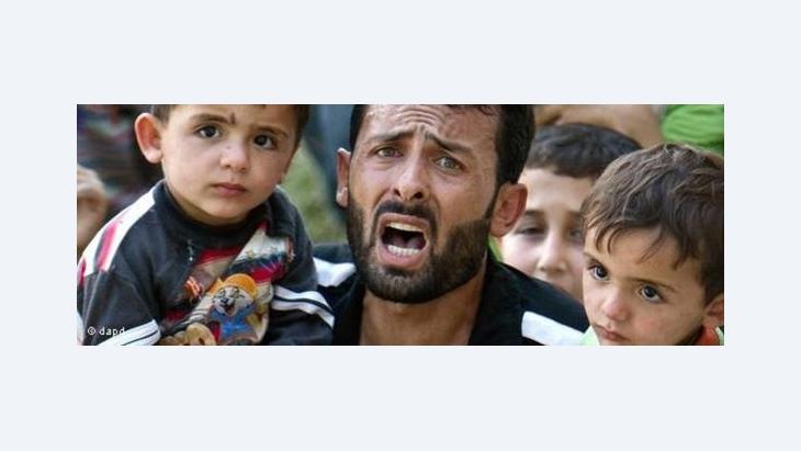 مأساة إنسانية وسياسية تعصف بالمدنيين السوريين