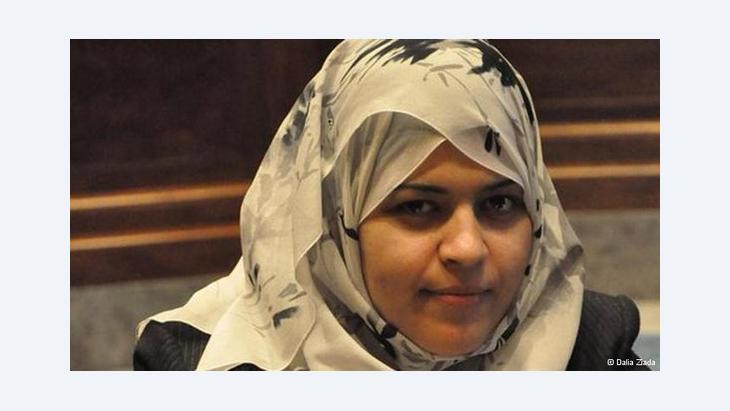 داليا زيادة مديرة منظمة المؤتمر الإسلامى الامريكى وإحدى أشهر الناشطات المصريات، تم اختيارها  ضمن قائمة أكثر 150 إمرأة تأثيراً فى العالم